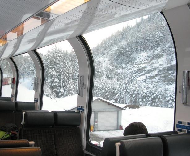 Bu tren yolu bir başka 21