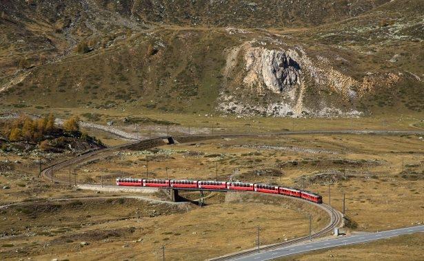 Bu tren yolu bir başka 23