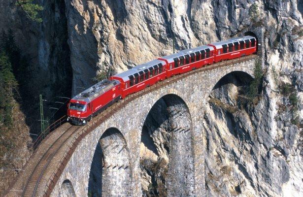 Bu tren yolu bir başka 6