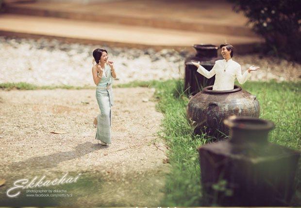 Bu düğün fotoğrafları ezber bozuyor! 22