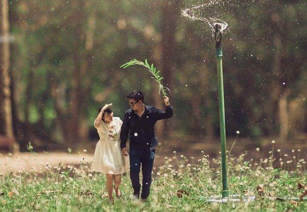 Bu düğün fotoğrafları ezber bozuyor! 26