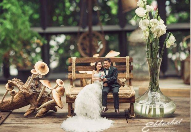 Bu düğün fotoğrafları ezber bozuyor! 27