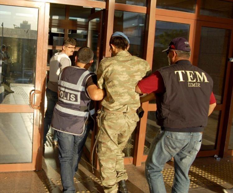 İşte tutuklanan darbeci komutanlar 108