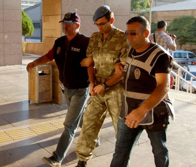 İşte tutuklanan darbeci komutanlar 109