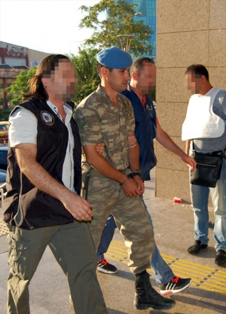 İşte tutuklanan darbeci komutanlar 112