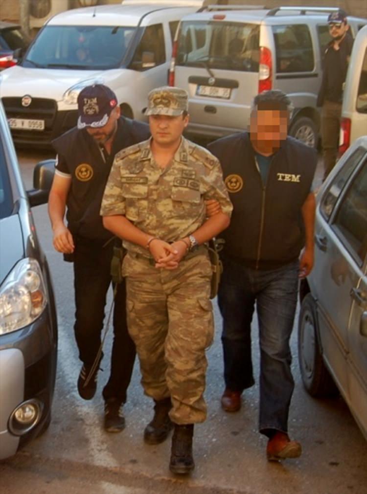 İşte tutuklanan darbeci komutanlar 117