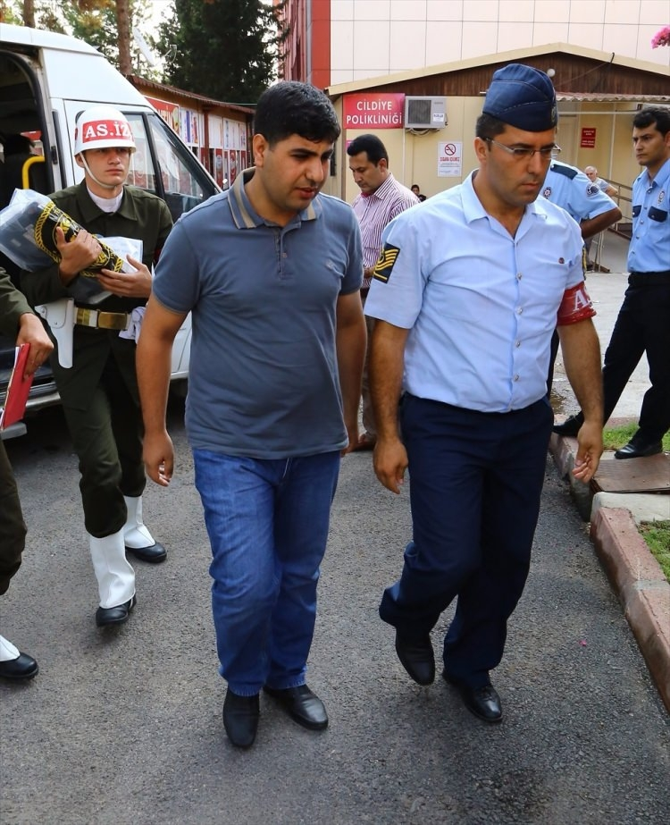 İşte tutuklanan darbeci komutanlar 119