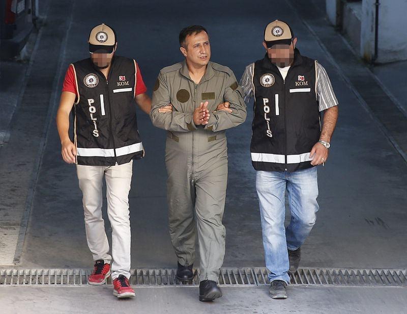 İşte tutuklanan darbeci komutanlar 12