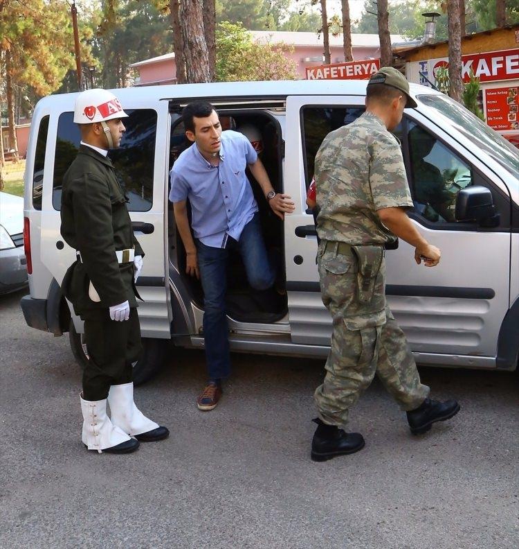 İşte tutuklanan darbeci komutanlar 121