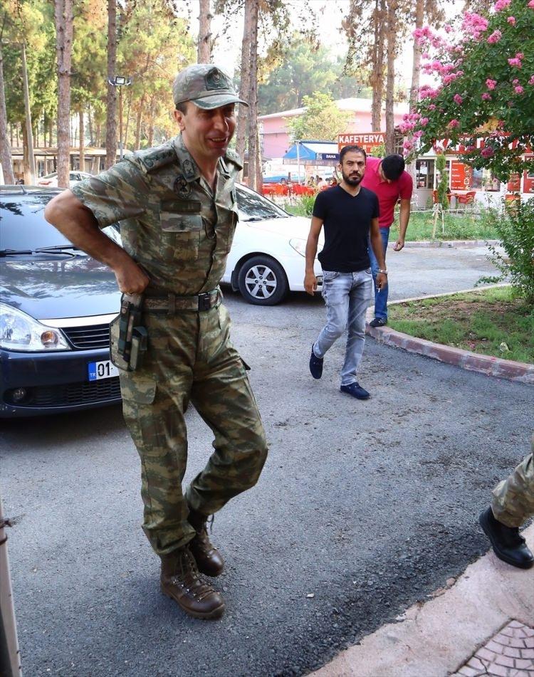 İşte tutuklanan darbeci komutanlar 124