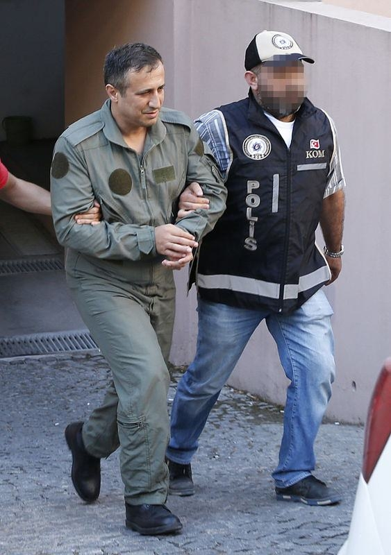 İşte tutuklanan darbeci komutanlar 14