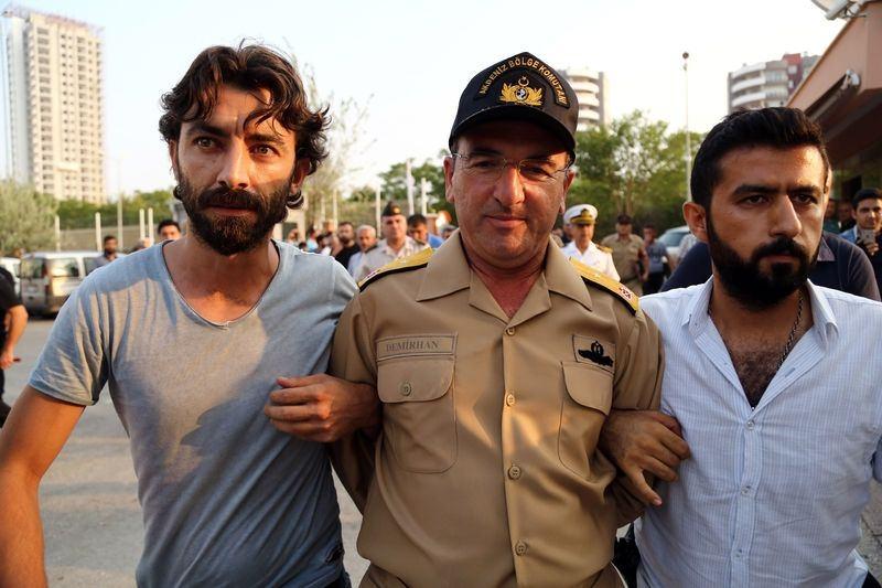 İşte tutuklanan darbeci komutanlar 16