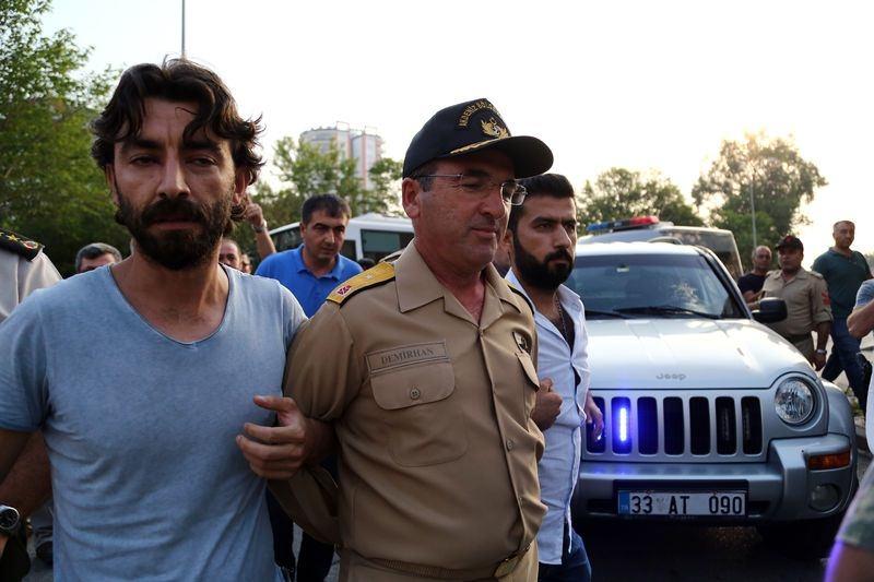 İşte tutuklanan darbeci komutanlar 17