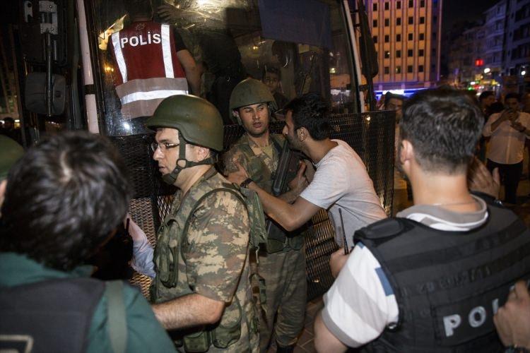 İşte tutuklanan darbeci komutanlar 31