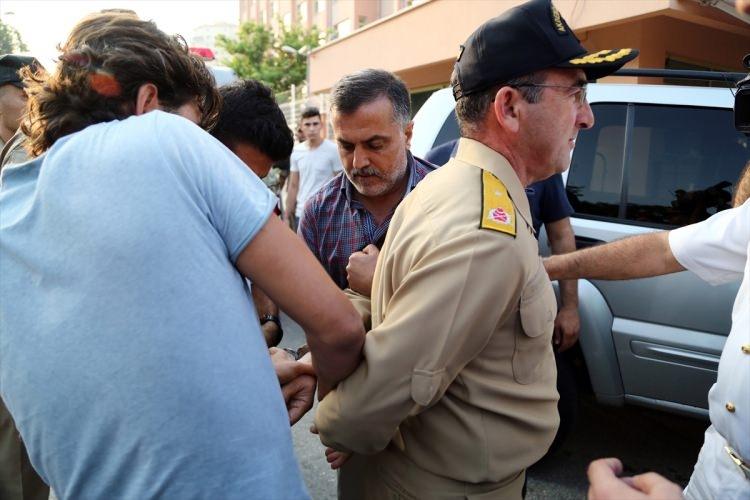 İşte tutuklanan darbeci komutanlar 38