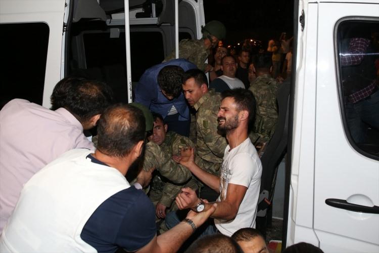 İşte tutuklanan darbeci komutanlar 53
