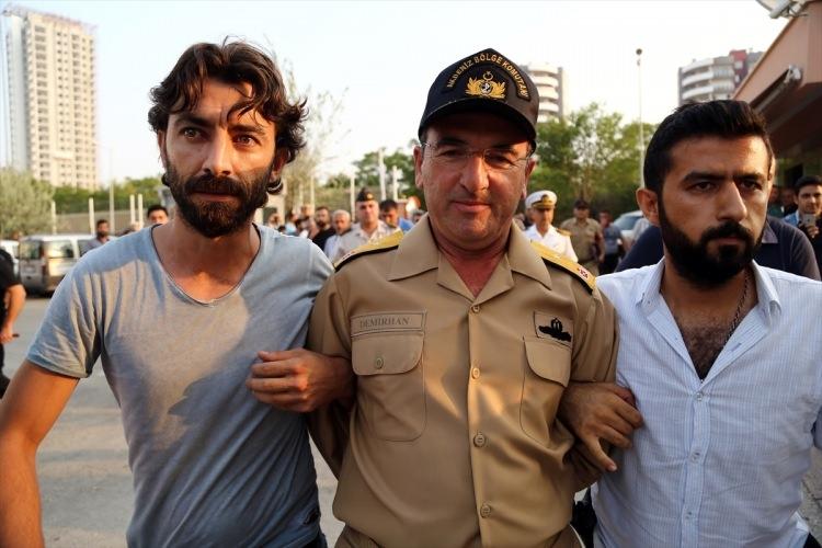 İşte tutuklanan darbeci komutanlar 66