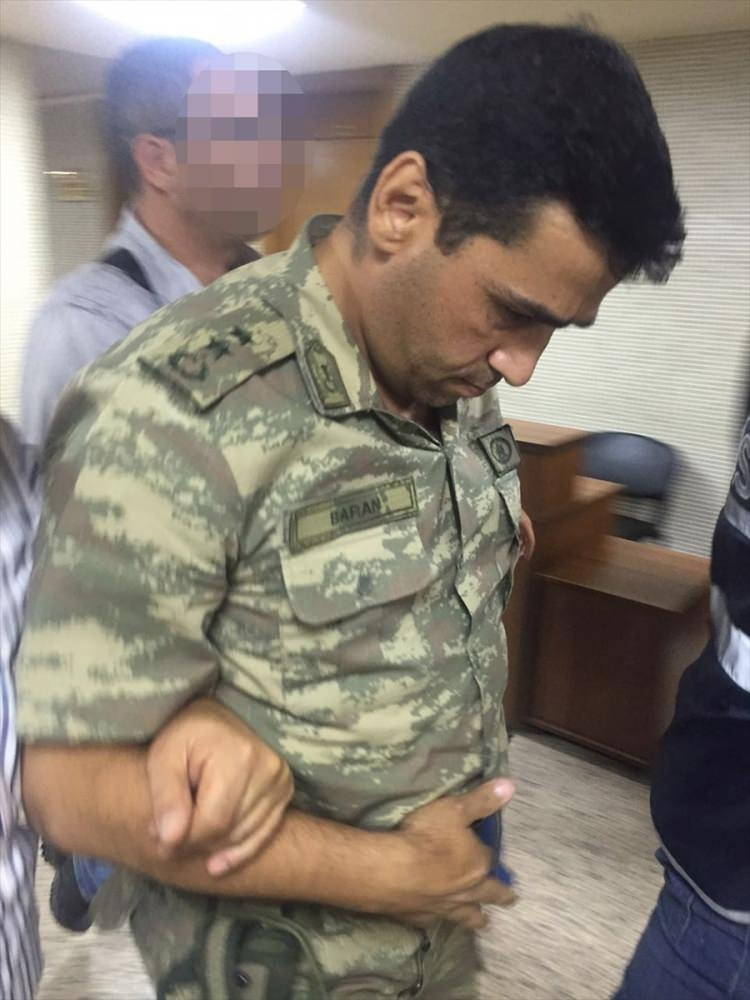 İşte tutuklanan darbeci komutanlar 73