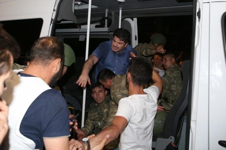 İşte tutuklanan darbeci komutanlar 74