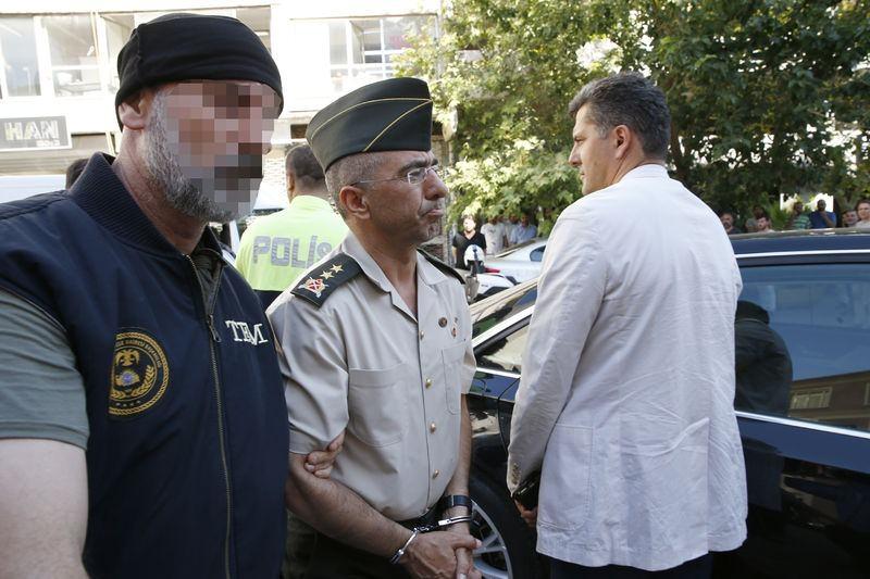 İşte tutuklanan darbeci komutanlar 8