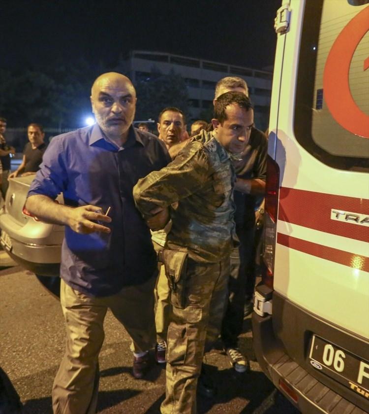 İşte tutuklanan darbeci komutanlar 81