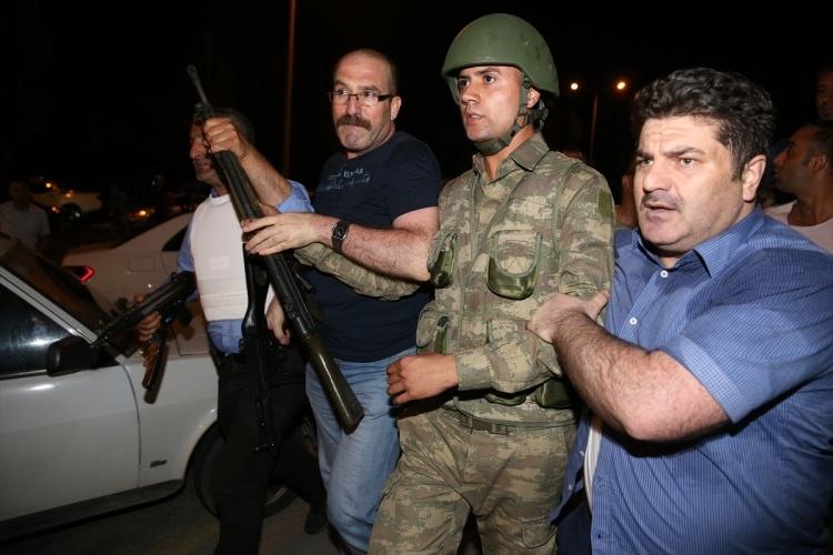 İşte tutuklanan darbeci komutanlar 88