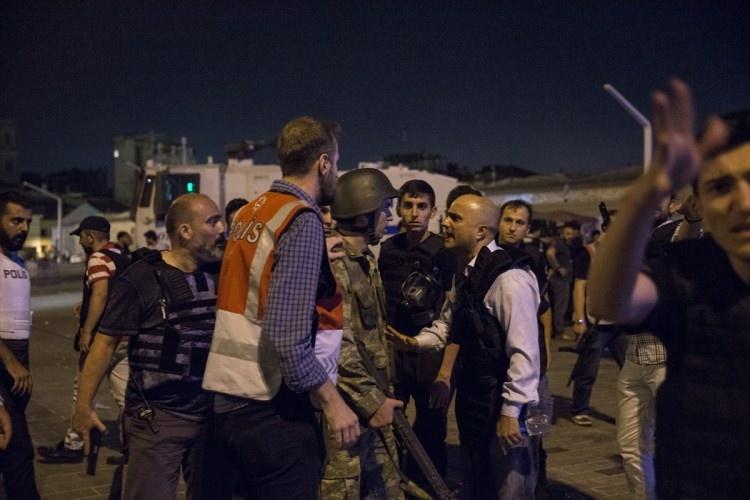 İşte tutuklanan darbeci komutanlar 93