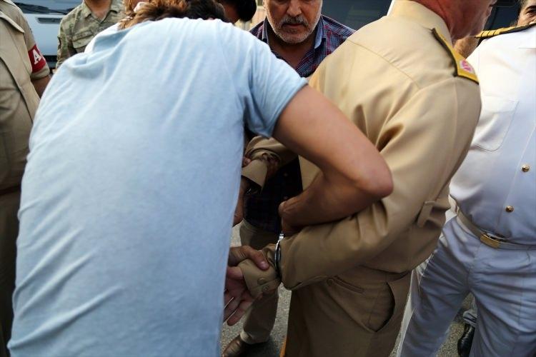 İşte tutuklanan darbeci komutanlar 97