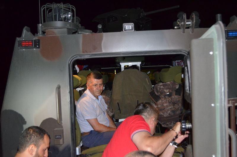 Darbeci komutanlar tek tek yakalanıyor 36
