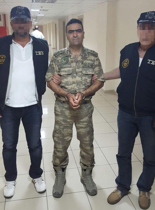 Darbeci komutanlar tek tek yakalanıyor 58