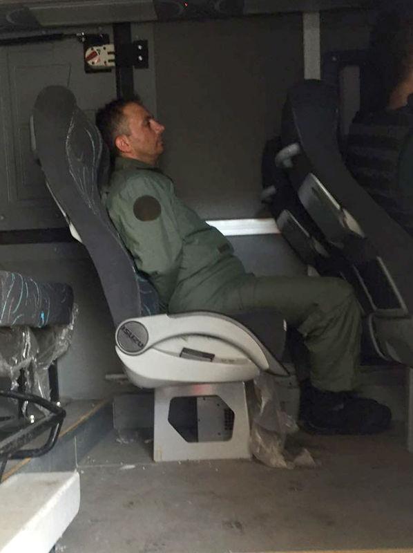 Darbeci komutanlar tek tek yakalanıyor 66