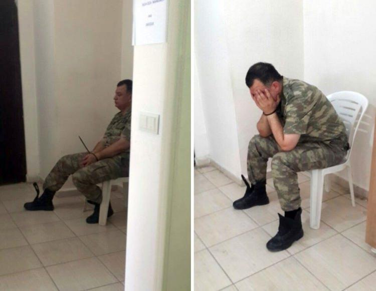 Darbeci komutanlar tek tek yakalanıyor 76