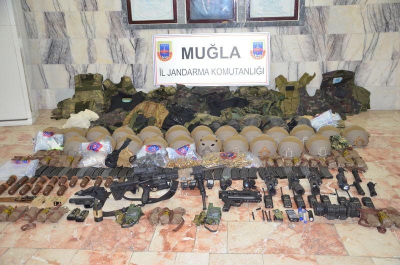 Erdoğan'a bu silahlarla saldıracaklardı 11