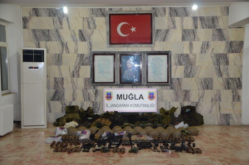 Erdoğan'a bu silahlarla saldıracaklardı 21