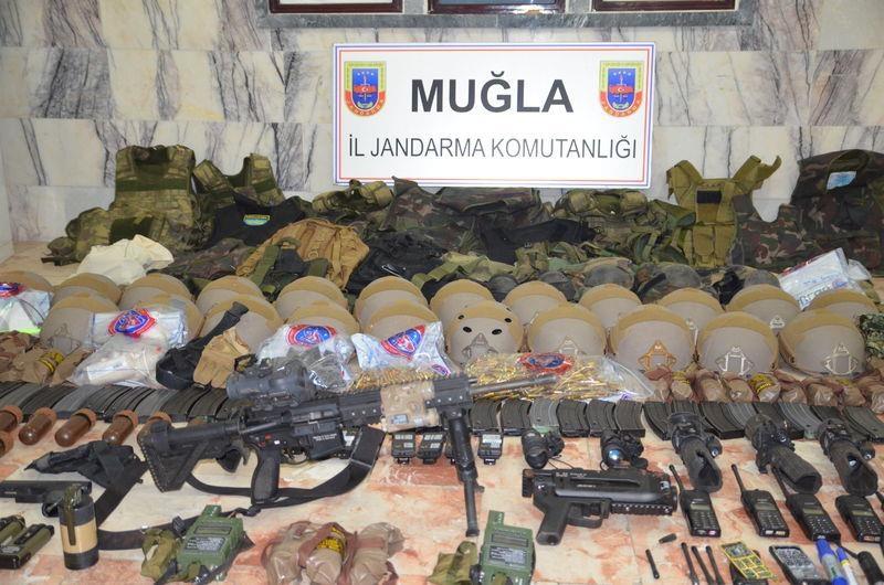 Erdoğan'a bu silahlarla saldıracaklardı 4