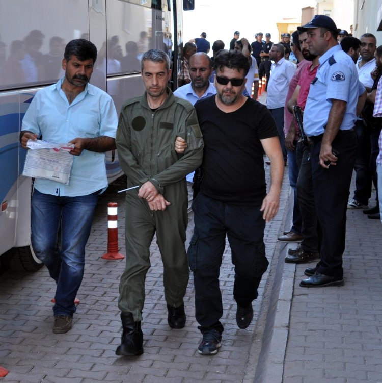 Erdoğan'a bu silahlarla saldıracaklardı 42