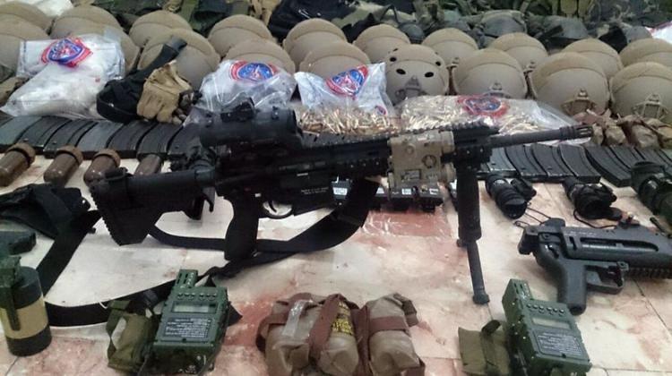Erdoğan'a bu silahlarla saldıracaklardı 5