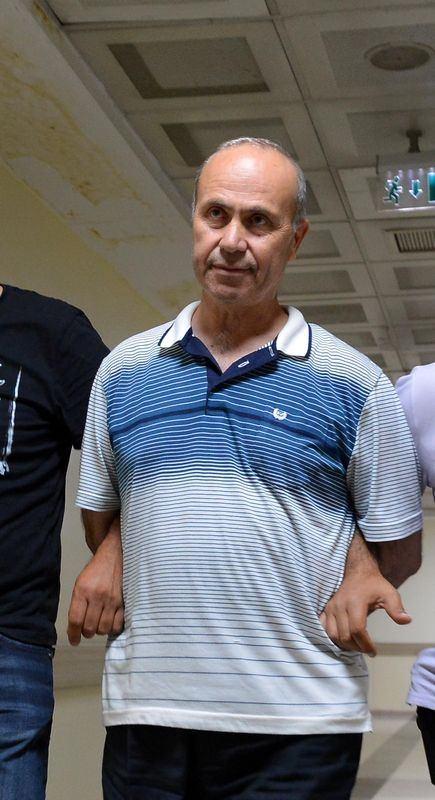 Yunanistan'a kaçan darbeciler Adliye'ye böyle geldiler 75