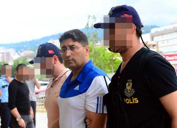 Yunanistan'a kaçan darbeciler Adliye'ye böyle geldiler 98