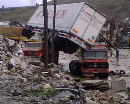 Kare kare Marmara'dan sel felaketi 10
