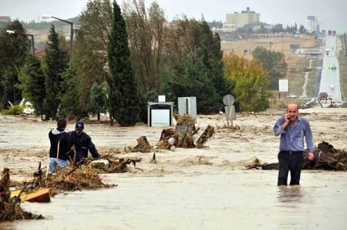 Kare kare Marmara'dan sel felaketi 11
