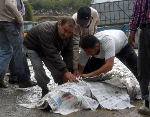 Kare kare Marmara'dan sel felaketi 2