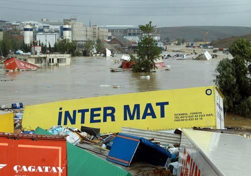 Kare kare Marmara'dan sel felaketi 3
