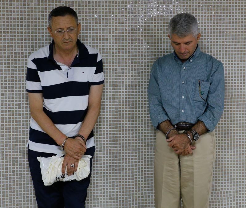 İşte tutuklanan generaller 109