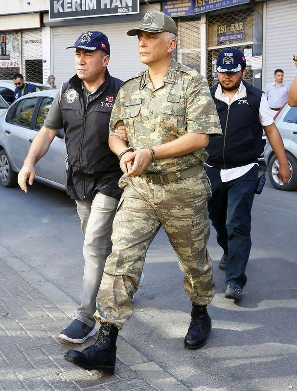 İşte tutuklanan generaller 122