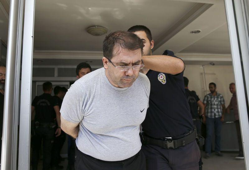 İşte tutuklanan generaller 125