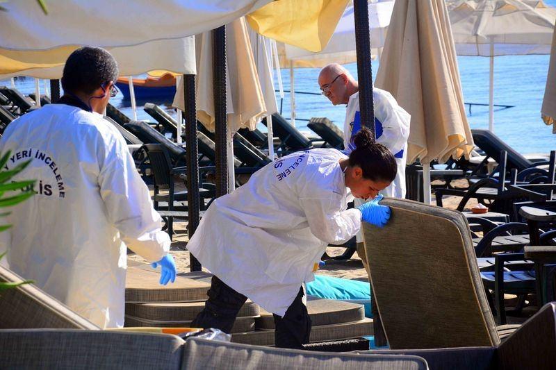 Erdoğan'ın konakladığı otele yapılan saldırının izleri 56
