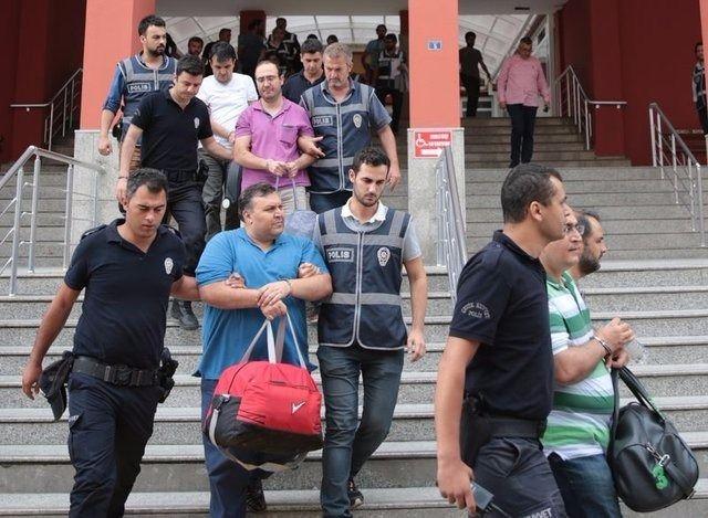 Bir döneme damga vurmuş 'Tutuklu hakim ve savcılar' 4