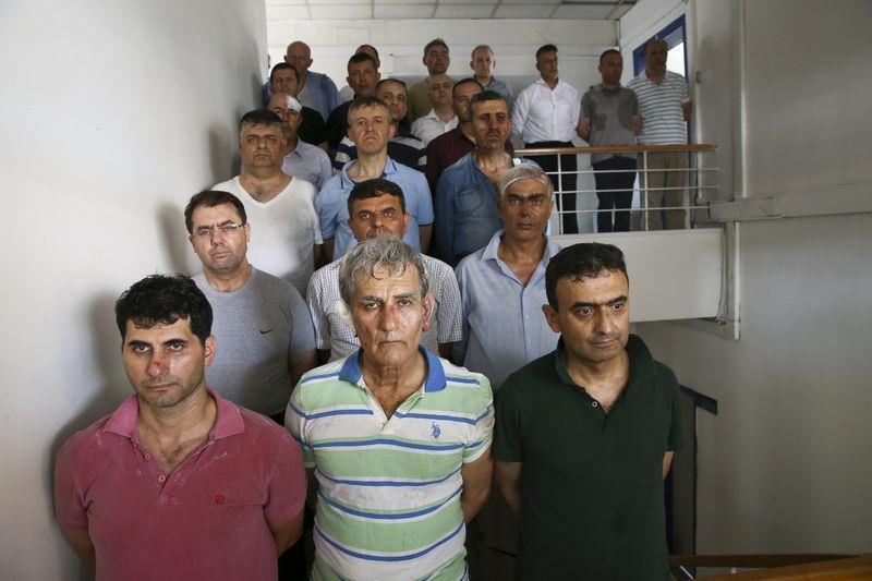 Bir döneme damga vurmuş 'Tutuklu hakim ve savcılar' 42