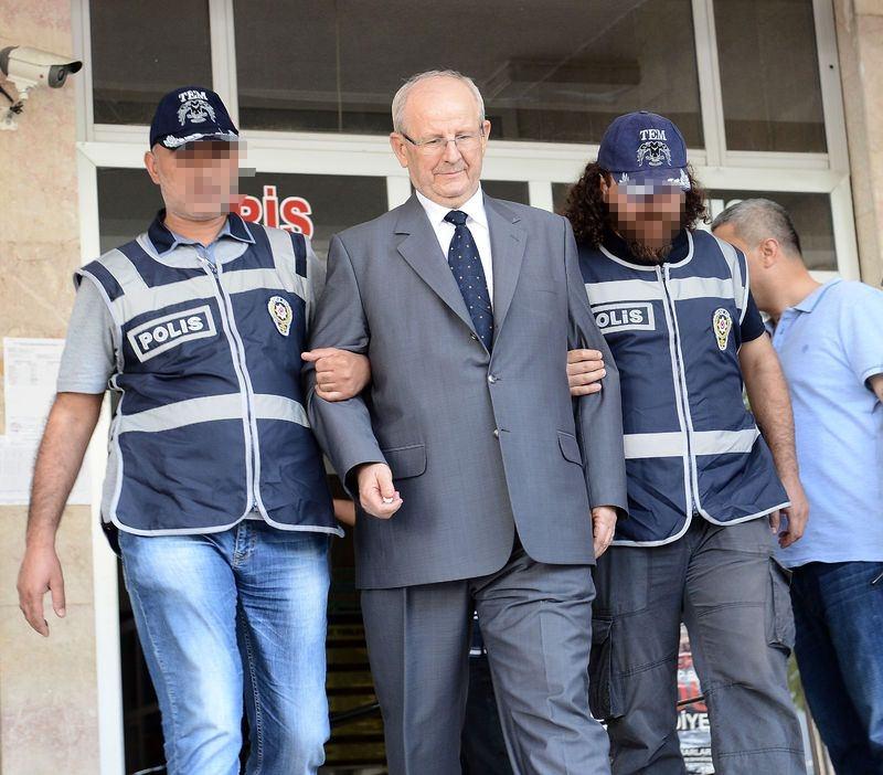 Bir döneme damga vurmuş 'Tutuklu hakim ve savcılar' 87